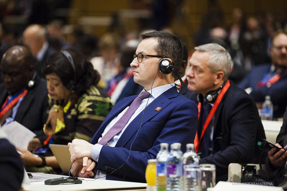 Mateusz Morawiecki, premier Polski / Lidia Mukhamadeeva