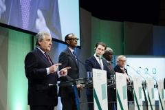 Antonio Tajani, przewodniczący parlamentu europejskiego  / Lidia Mukhamadeeva