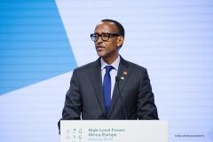Paul Kagame, Prezydent Pwandy