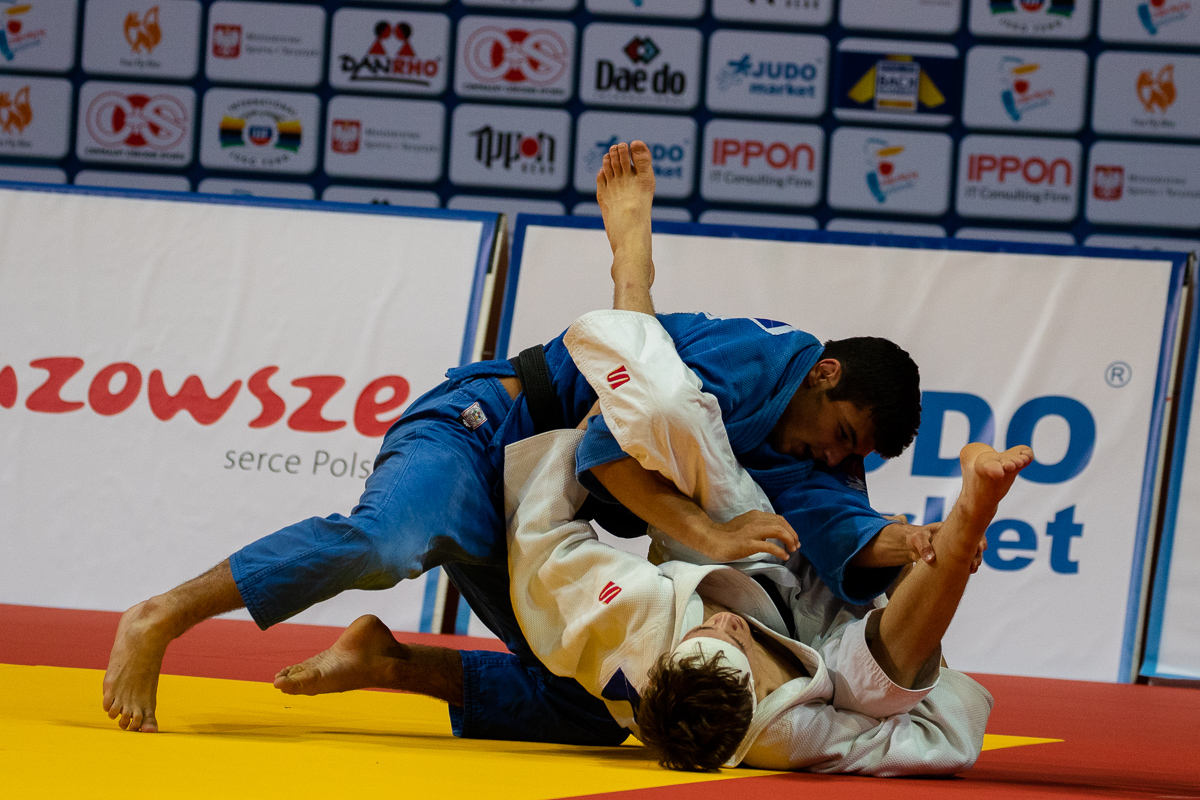 Mistrzostwa Europy Kadetów w Judo