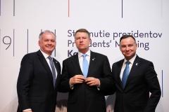 Prezydenci trzech państw / Lidia Mukhamadeeva