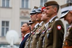 Prezydent Polski Andrzej Duda / Lidia Mukhamadeeva