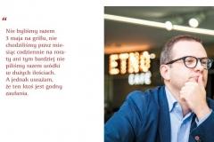 Wywiad z Maciejem Gnyszką w Merkuriuszu TB nr 13-14