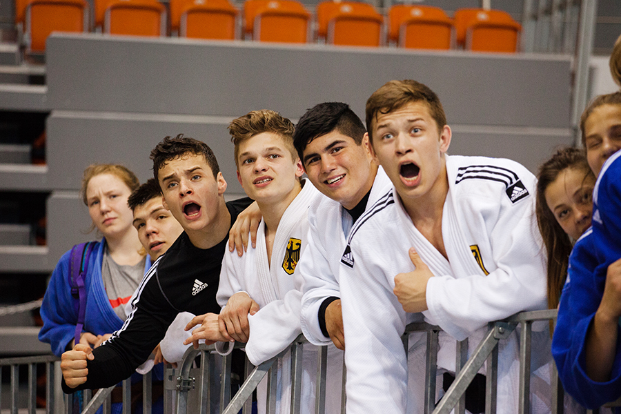 Cadet European Judo Cup. Foto: Lidia Mukhamadeeva